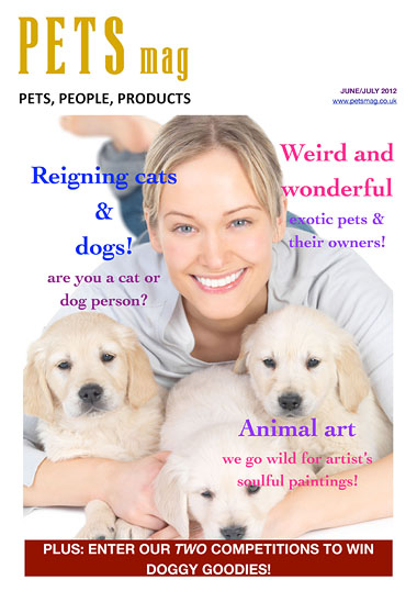 Pets Mag Cover